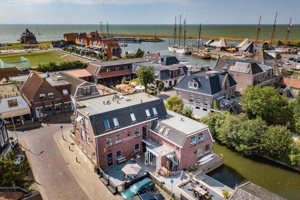 Hanzehuis-Luchtfoto